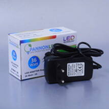 LED adapter 12V dugvillás - 36Watt/3A (PL90003)