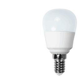 LED lámpa E14 gömb 7Watt 600Lm DW Napfény fehér