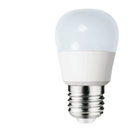 LED lámpa E27 gömb 7Watt 600Lm DW Napfény fehér