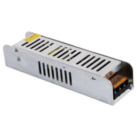 LED Tápegység Slim BQ Ipari 150Watt 12V IP20 Fém ház