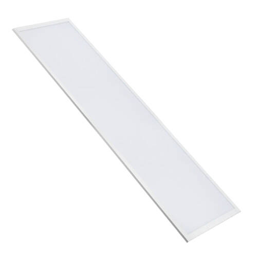 LED Panel 30x120 cm 40W UGR<19 4400Lm 4000-4500K Napfény Fehér